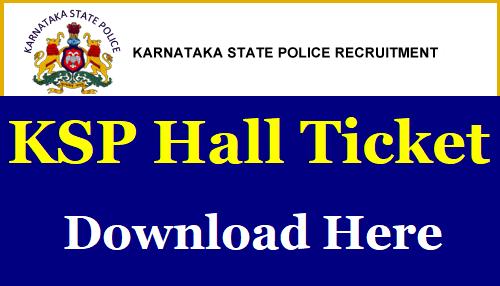 ksrp hall ticket 2012