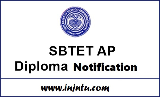 AP SBTET Notification