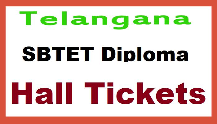 TS SBTET Hall Tickets 2018 – Download (C16, C14, C09 & ER-91)