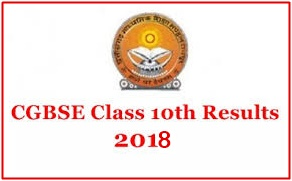 Image result for cgbse 10th result 2018