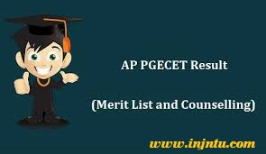 AP PGECET Result 2018