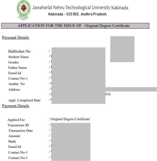 Jntuk 2011 results